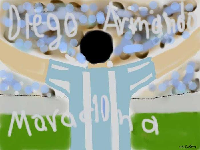 POP - [ ism ]  [ Diego Armando Maradona ]