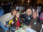 Junto a mis padres y Hermana