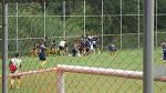 Encuentro Futbolistico en Canaguà