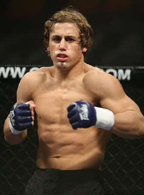 how old is urijah faber