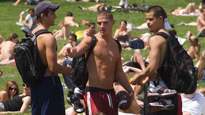 gay hookup central park