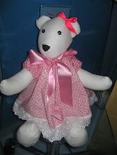 Pink - A mascote do blog.