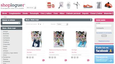 Shoplogue un directorio de tiendas de Barcelona y Madrid