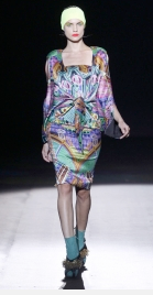 Manish Arora, brillo y color en el 080 Barcelona Fashion