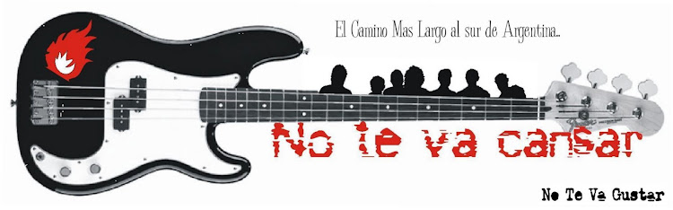 No Te Va Cansar - BlogAficionado NTVG