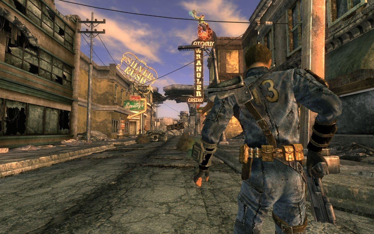 Fallout new vegas old world blues - 0e