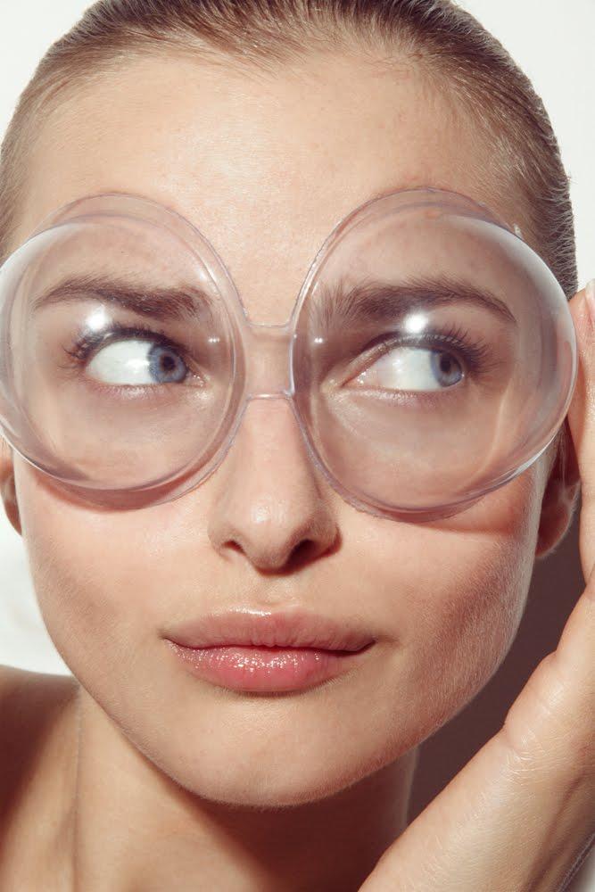 Facial under eye treatments