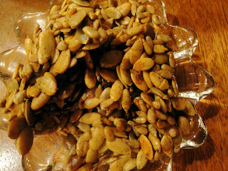 Spiced Nut-free Nut Mix