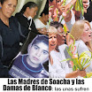 Las Damas de Blanco y las Madres de Soacha. Cuba, Colombia: comparaciones que gritan Verdad