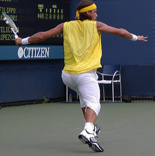 Essays about tennis players