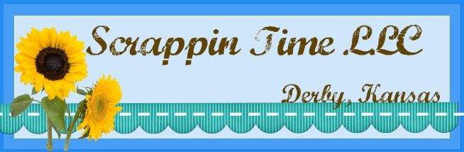 Scrappin' Time Blog