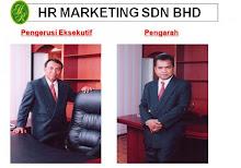 PENGARAH HR MARKETING SDN BHD
