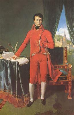 Ο ναπολέων ως 1ος ύπατος (premier consul). το