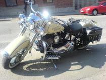 Min Harley Davidson
