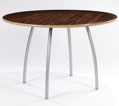 buygreen knu round dining table