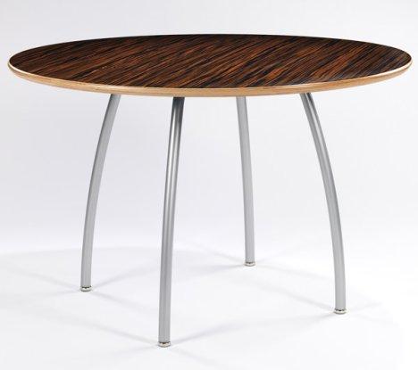buygreen knu round dining table