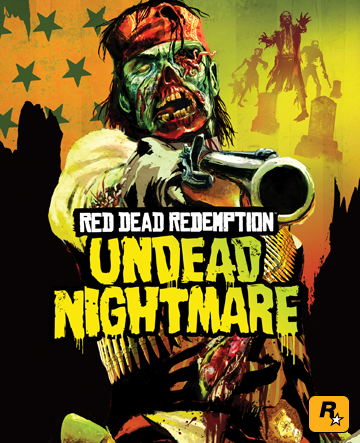 Видео Red Dead Redemption: Undead Nightmare – режим Overrun