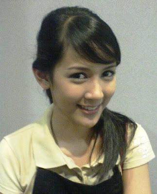 Tika Putri - Young Celebrity