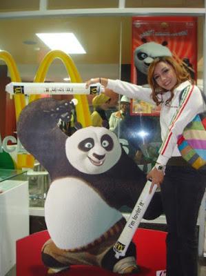 Intan Erlita - Kungfu Panda