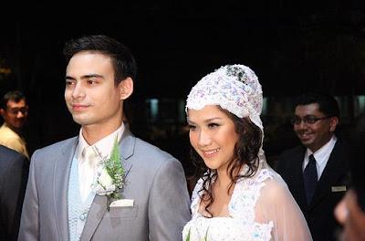 Pernikahan Ashraf dan BCL