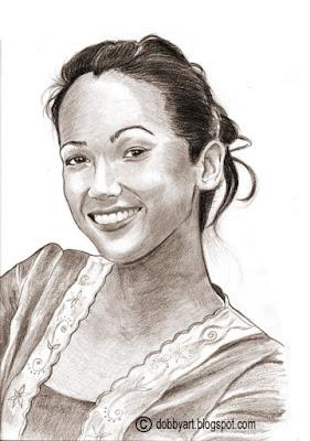 Celebrity Sketch