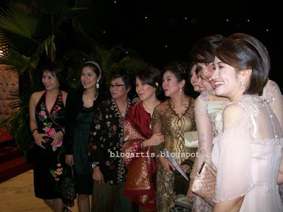 foto presenter metro tv at Meutya Hafid Wedding Reception