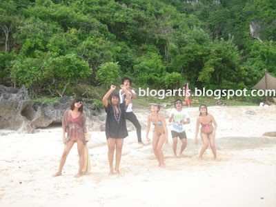 BCl Holiday in Bali