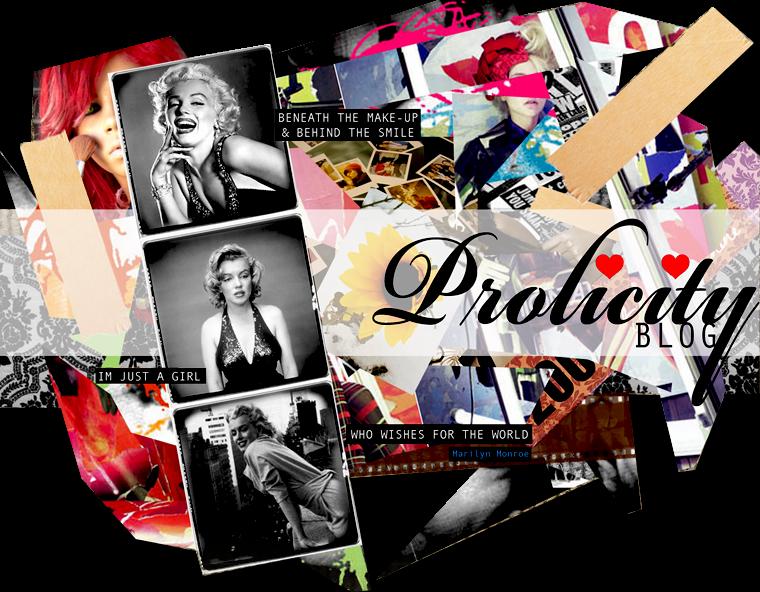 Prolicity Blog