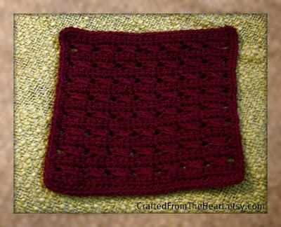 Crochet Ribbed Hat - YouTube