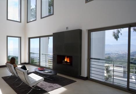 Detalles dise o de muebles for Imagenes de interiores de casas minimalistas