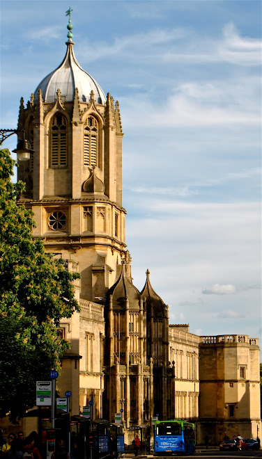 University of Oxford~Christ Church College