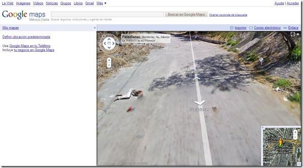 GENTE ANIMALES Y COSAS CHISTOSAS DE GOOGLE  - imagenes chistosas de google maps