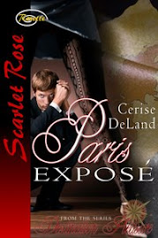 PARIS EXPOSE hits bestseller list at The Wilder Roses!