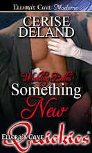 SOMETHING NEW by Cerise DeLand