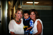 Mateo his his mama, his godmama ( my best friend Laura Park)