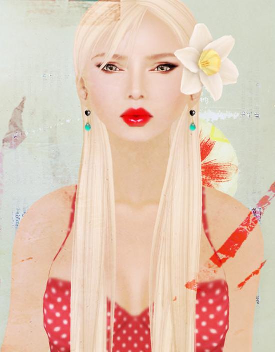 Valensiya Candy Doll Models