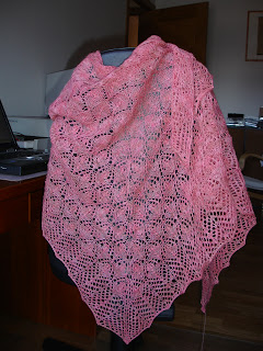 North Roë Shawl