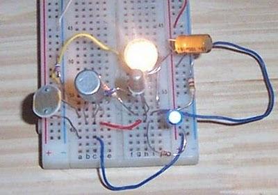 Tecnolog a sistemas y circuitos detector de luz - Detector de luz ...