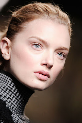 Lily Donaldson @ the fashion escapist