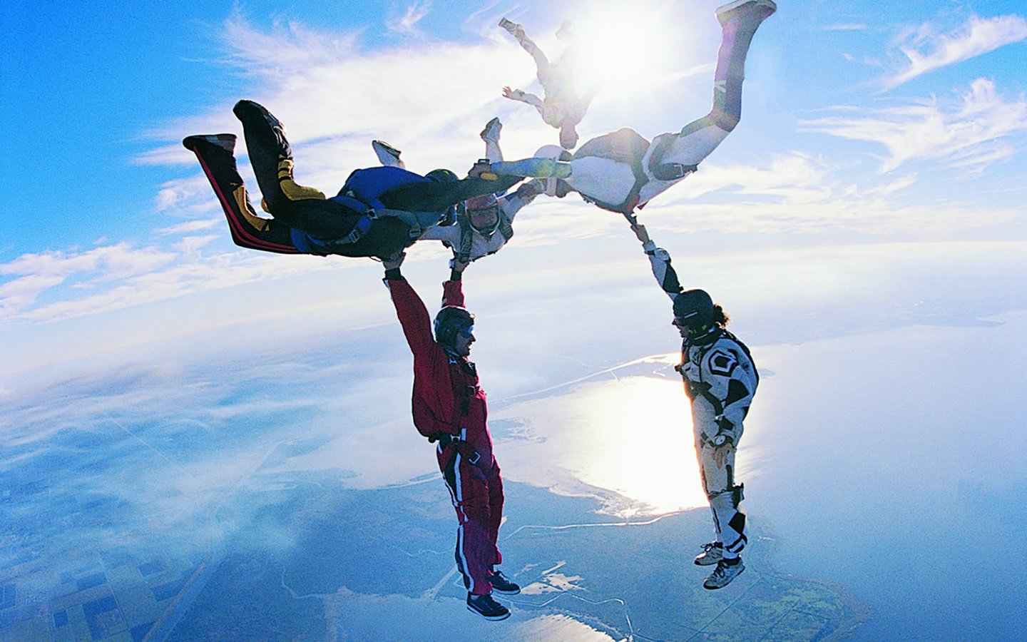 All New Pix1: Hd Wallpaper Skydive