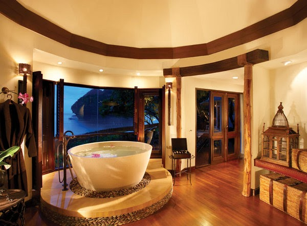 thai bathroom.  Top Ten Hotel Bathrooms Number 10 Byzantine Design