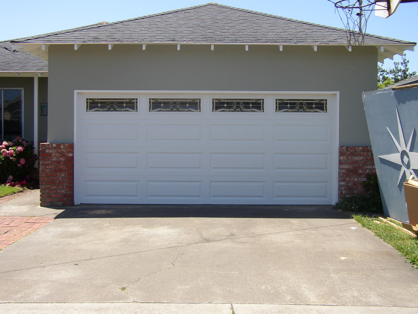 Gainesville garage door for The style garage