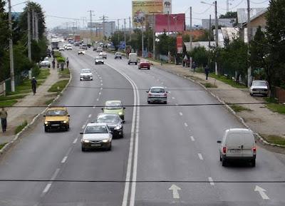 DN+1+1 Poliţia Rutieră propune reducerea limitelor de viteză pe DN1