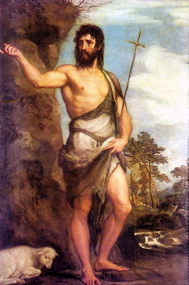 saint john the baptist essay My brethren, one of the most commonly celebrated holidays of the masonic calendar is st john the baptist day celebrated on june 24th st john the baptist day fallson the midsummer's day which is known as summer solstice, which is often marked by festivals, fertility rituals, and celebrations the summer solstice occurs.