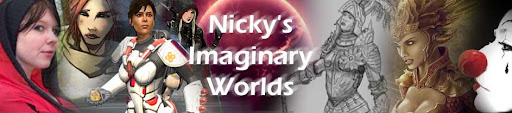 Nicky's Imaginary Worlds