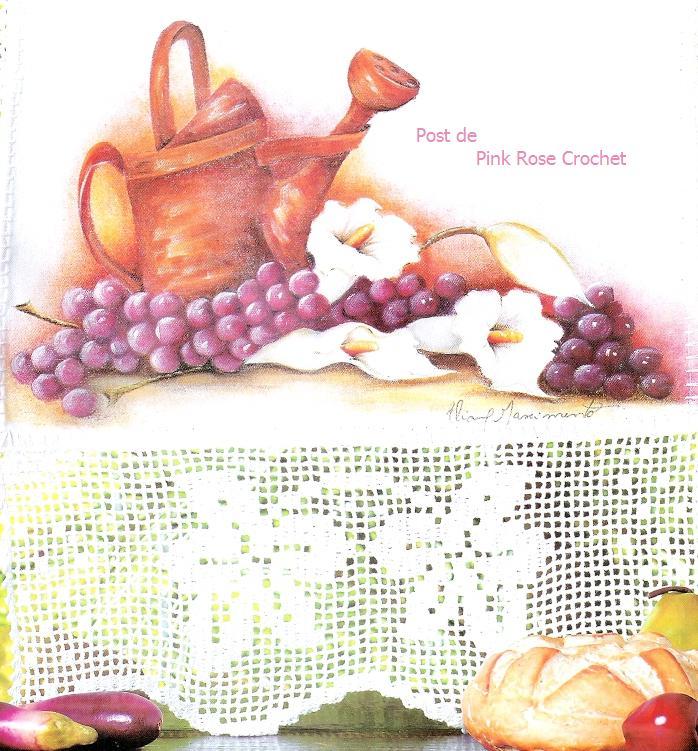 [Barrado+Croche+Folhas-+Crochet+Leaves+Edging+-+Pink+Rose.JPG]