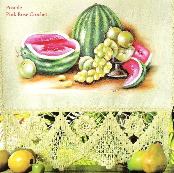 [Barrado+Croche+Flores+e+Filet+-+Crochet+Flowers+Edge+-+Pink+Rose.JPG]