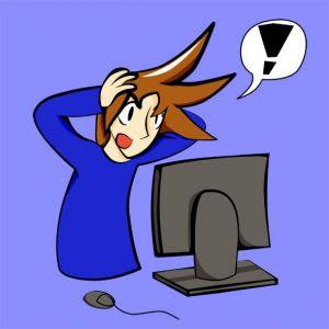 Co se stane, když najednou nefunguje počítač?