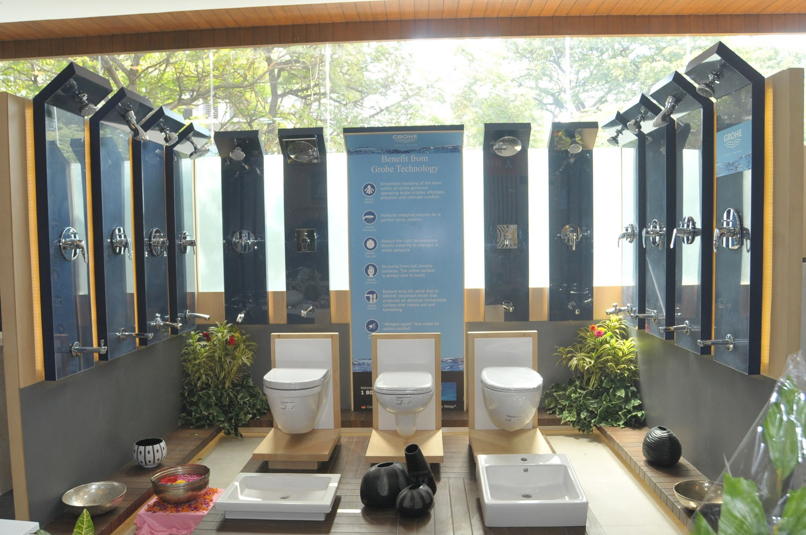Grohe India: Grohe expands it outlets in mumbai