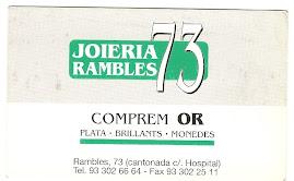 JOIERIA RAMBLES